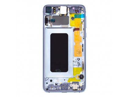 LCD display + Dotyk Samsung G970 Galaxy S10e Blue (Service Pack)