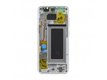 LCD display + Dotyk Samsung Galaxy S8 (G950) Silver (Service Pack)