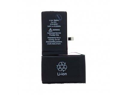 Baterie pro iPhone X 2716mAh Li-Ion (Bulk)