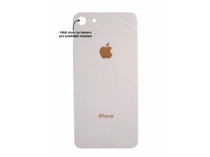 iPhone 8 zadni sklo zlata
