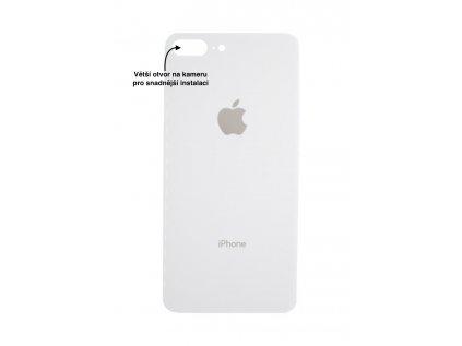 iPhone 8 plus zadni sklo bila 1
