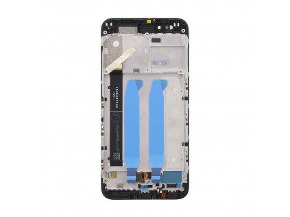 LCD Display + Dotyková Deska + Přední Kryt pro Xiaomi mi A1 Black