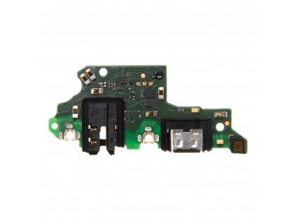 Huawei P Smart Pro Deska vč. Dobíjecího Konektoru (Service Pack)