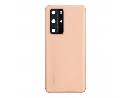 Huawei P40 Pro Kryt Baterie Gold (Service Pack)