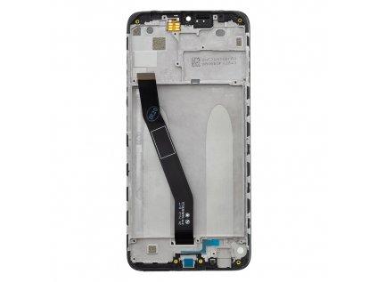 LCD Display + Dotyková Deska + Přední Kryt pro Xiaomi Redmi 8 Black