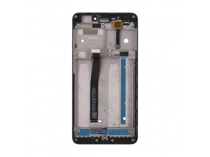 LCD Display + Dotyková Deska + Přední Kryt pro Xiaomi Redmi 4A Black