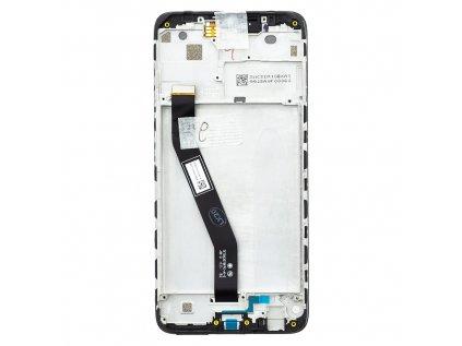 LCD Display + Dotyková Deska + Přední Kryt pro Xiaomi Redmi 8 Black (Service Pack)