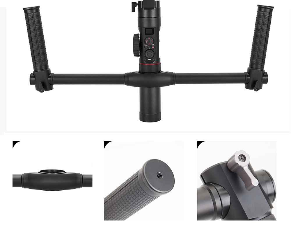 Zhiyun-Dual-Handheld-Grip-for-Zhiyun-Crane-2-Gimbal-Stabilizer-Extended-Handle