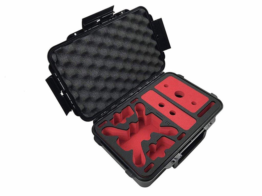 Voděodolný pevný kufr pro drona DJI SPARK a příslušenství 2