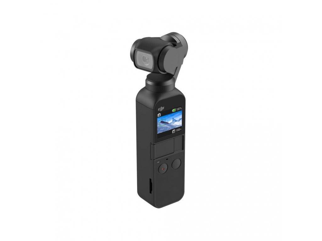 DJI OSMO Pocket 4K stabilizovaná kamera do kapsy 1