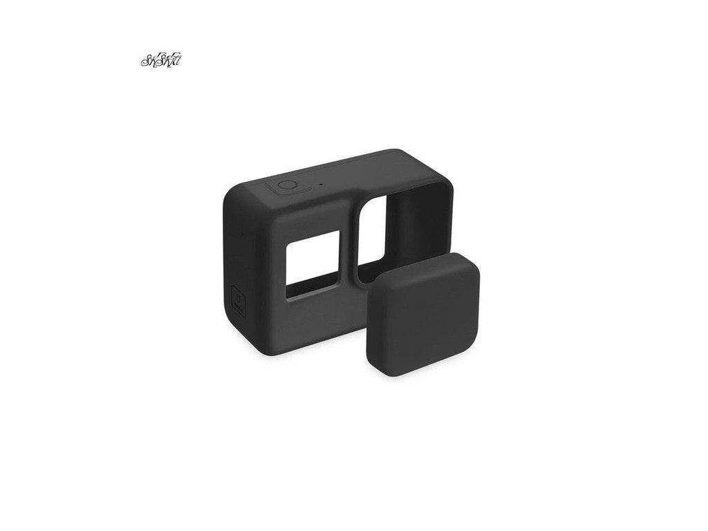 Silikonový obal, návlek, s krytkou čočky na GoPro 5, 6, 7 a HERO 2018 1