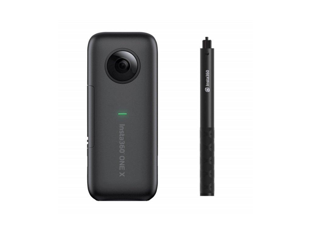 Insta360 ONE X akční kamera která vidí vše + selfie 12