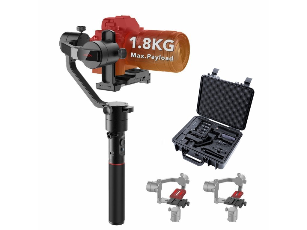 Gudsen Moza AirCross 3 osý stabilizátor kamery do 1,8 kg