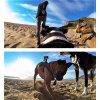 Postroj pro psa pro kamery GoPro 7