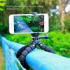 Malý ohebný tripod, stojánek, stativ pro mobil nebo akční kameru 8