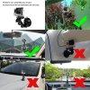 Přísavný držák GoPro a akčních kamer Přísavka 7