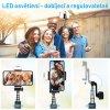 Profi bluetooth selfie tyč se stativem Luxury 3 5