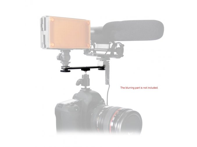 Plochý držák foto video příslušenství 2