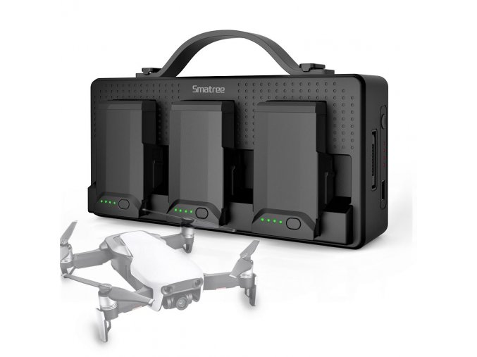 Smatree Powerbanka, powerstanice DJI MAVIC AIR 1