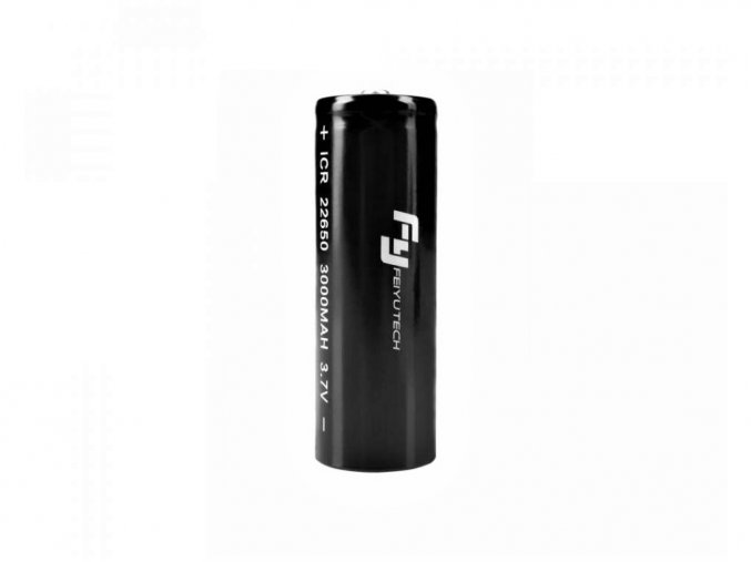 Feiyu Tech G5, SPG náhradní baterie ICR 22650