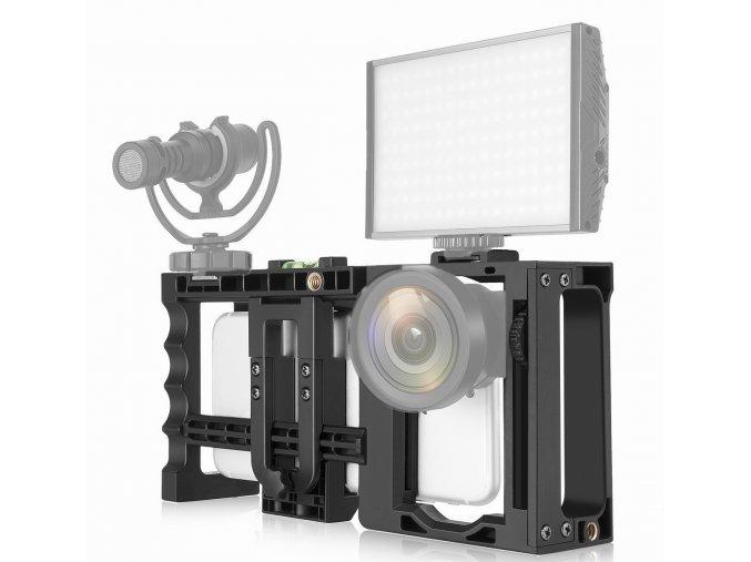 Klec Profi video RIG pro mobily 1 1