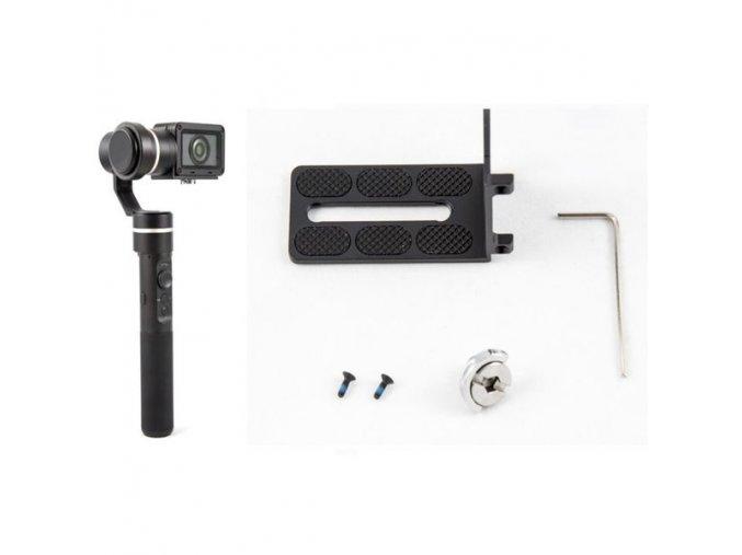 Adaptér na uchycení Sony RX0 na stabilizátor Feiyu Tech G5, G6, WG2 1