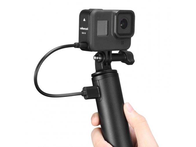 Dvířka pro GoPro Hero 8 s odkrytým konektorem 9