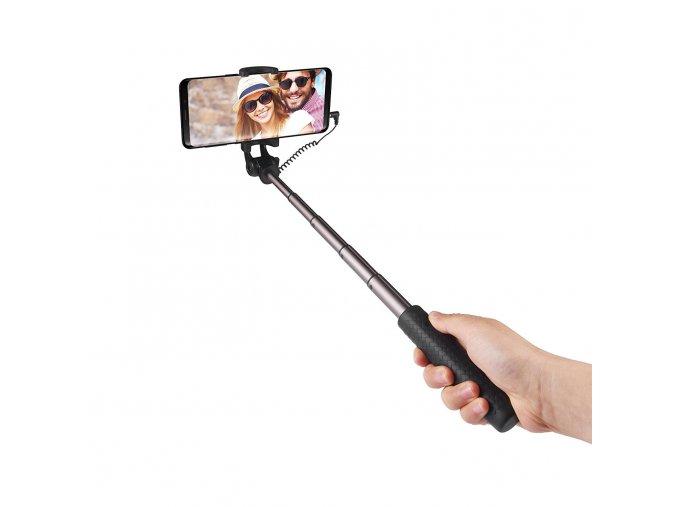 Nejmenší hliníková selfie tyč na světě 1