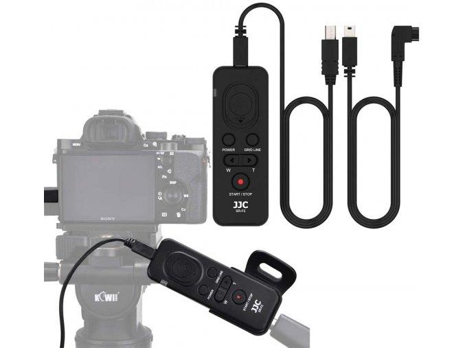 Dálkový ovladač RM VPR1 pro SONY RX100 a další kamery 1