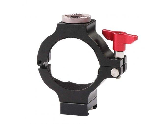Objímka pro montáž mikrofonu a světla na Zhiyun Smooth Q 1
