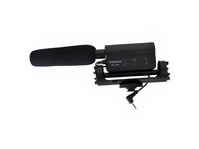 Takstar SGC 598 Aktivní směrový mikrofon pro kamery 1