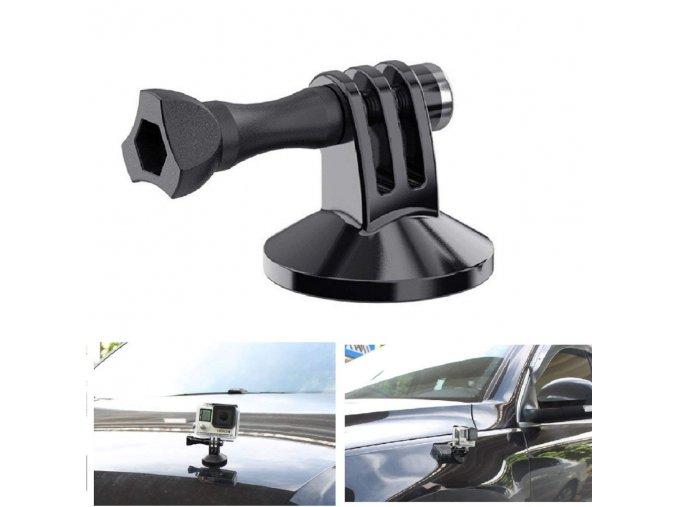 Malý magnetický držák akční kamery 1