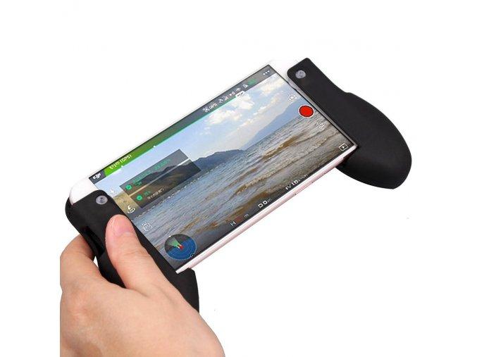 Madla pro držení mobilu na ovládání drona nebo her 1