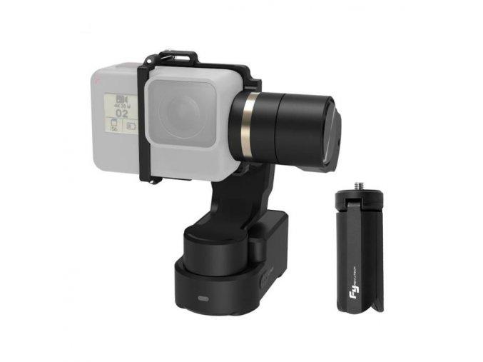 WG2X 3osý montovatelný stabilizátor GoPro akční kamery 9