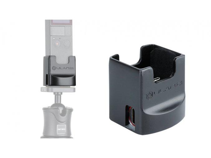 Multifunkční stojánek pro DJI OSMO POCKET se závitem a USB C konektorem 8