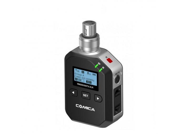 Comica XLR vysílač pro CVM WM 200 kostka