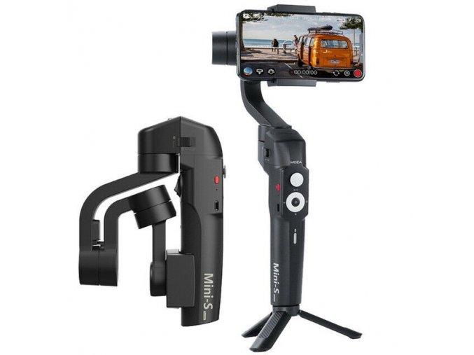 MOZA MINI S skládací 3 osý stabilizátor na mobil 1