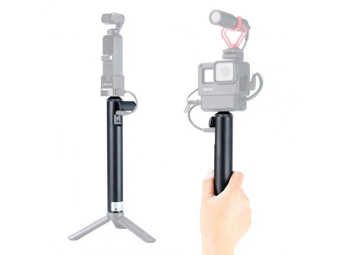 Powerbanka ve tvaru rukojeti pro dobíjení kamer a mobilů 3