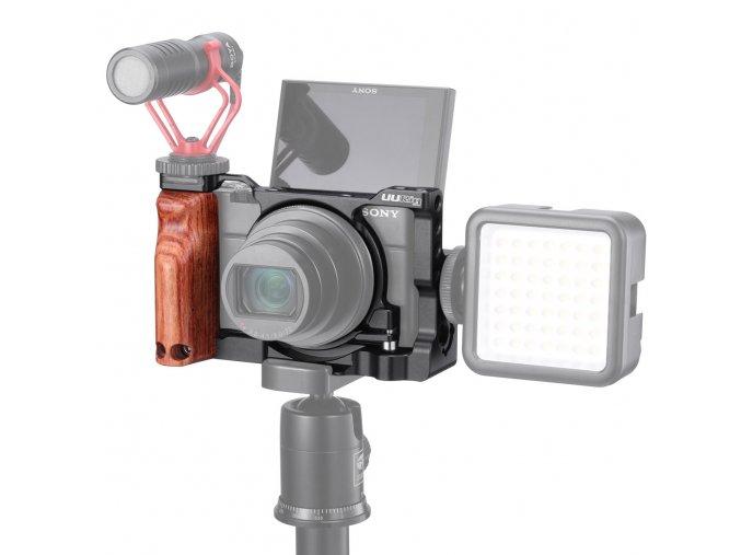 Profesionální kamerová klec pro SONY RX100 VI a VII 8