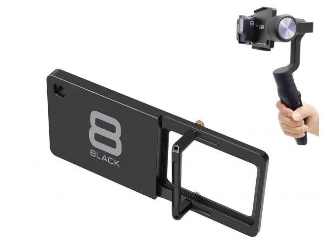 Adaptér pro GoPro 8 do stabilizátorů na telefon Obr.0