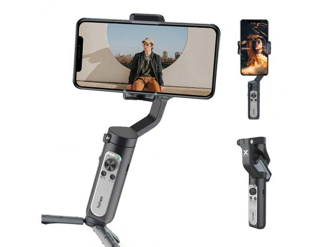 Hohem iSteadyX malý 3 osý stabilizátor telefonu 0
