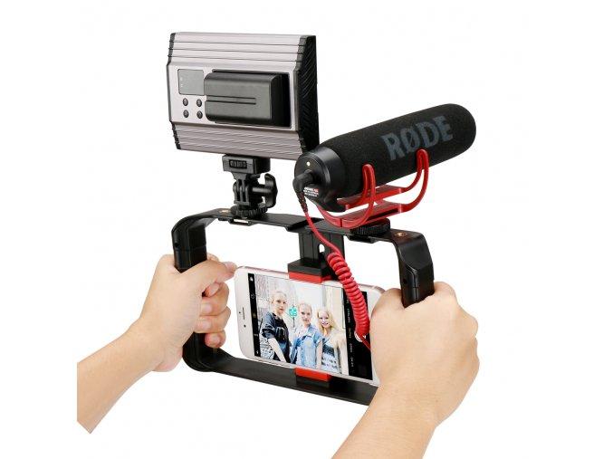 Klec na telefon a příslušenství VIDEO RIG 7