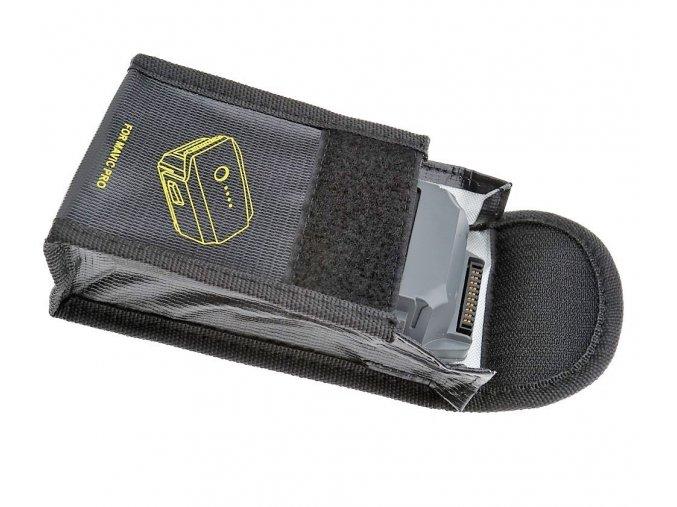 4 Nehořlavé bezpečnostní pouzdro na bateri DJI MAVIC do letadla