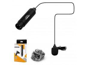 Klopový mikrofon Comica CVM V02O do XLR s větrnou ochranou 4.5m 7