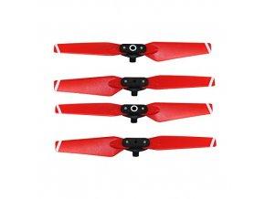 Náhradní vrtule pro DJI SPARK červené 1