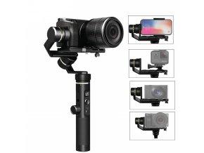 Feiyu Tech G6 Plus malý stabilizátor pro fotoaparáty