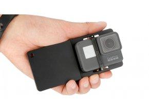 Adaptér pro akční kamery do gimbalů a stabilizátorů
