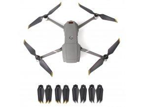 Náhradní vrtule pro DJI MAVIC 2 černé, tišší 1