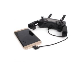OTG kabel 30cm na tablet pro DJI MAVIC PRO, MAVIC 2, MAVIC AIR MICRO USB 9