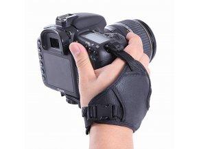 Pohodlný držák, grip DSLR a kamery 1